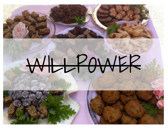 Diet and willpower