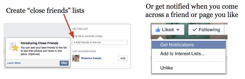 Facebook cleanup